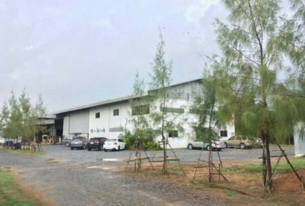 For Sale Warehouse 1,494 sqm in Mueang Chachoengsao, Chachoengsao, Thailand