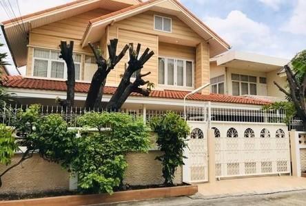 ให้เช่า บ้านเดี่ยว 3 ห้องนอน จตุจักร กรุงเทพฯ