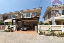 For Sale or Rent 3 Beds Townhouse in Mueang Chon Buri, Chonburi, Thailand