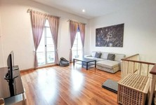 For Rent 3 Beds Townhouse in Ratchathewi, Bangkok, Thailand