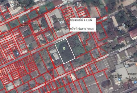 For Rent Land 1-0-81 rai in Phra Khanong, Bangkok, Thailand