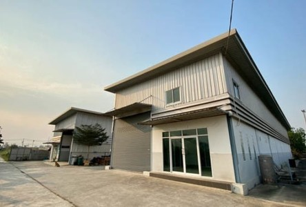 For Sale Warehouse 850 sqm in Khlong Luang, Pathum Thani, Thailand