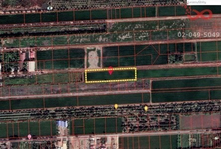 For Sale Land 1,200 sqm in Nong Suea, Pathum Thani, Thailand