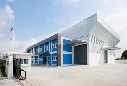 For Rent Warehouse 800 sqm in Bang Sao Thong, Samut Prakan, Thailand