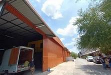 For Rent Warehouse 100 sqm in Bang Kapi, Bangkok, Thailand