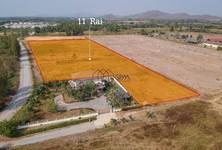 ขาย ที่ดิน 17,600 ตรม. หัวหิน ประจวบคีรีขันธ์