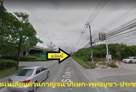 For Sale or Rent Land 6,525 sqm in Thung Khru, Bangkok, Thailand