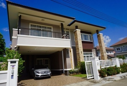 For Sale or Rent 4 Beds 一戸建て in San Kamphaeng, Chiang Mai, Thailand