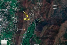 For Sale Land 64,000 sqm in Ban Thi, Lamphun, Thailand