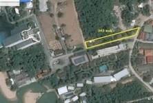 For Sale Land 1,372 sqm in Sattahip, Chonburi, Thailand