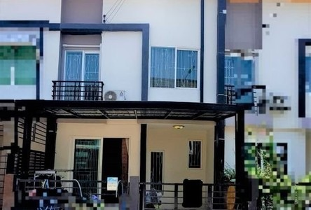 For Rent 4 Beds Townhouse in Mueang Nakhon Pathom, Nakhon Pathom, Thailand