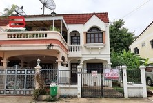 For Sale 2 Beds Townhouse in Chatuchak, Bangkok, Thailand