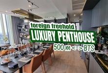 For Sale 4 Beds Condo Near BTS Asok, Bangkok, Thailand