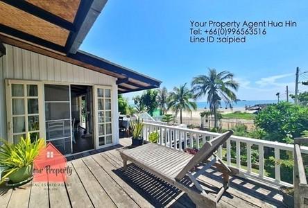 For Sale or Rent 3 Beds House in Hua Hin, Prachuap Khiri Khan, Thailand