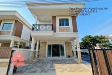 For Rent 3 Beds Townhouse in Hua Hin, Prachuap Khiri Khan, Thailand