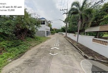 For Sale Land in Mueang Pathum Thani, Pathum Thani, Thailand