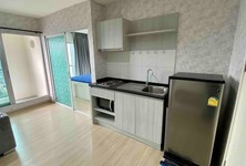 For Sale or Rent 1 Bed Condo in Lak Si, Bangkok, Thailand