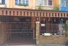 ขาย ทาวน์เฮ้าส์ 4 ห้องนอน บางละมุง ชลบุรี