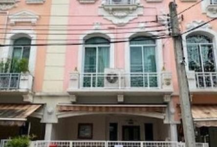 For Rent 3 Beds タウンハウス in Wang Thonglang, Bangkok, Thailand