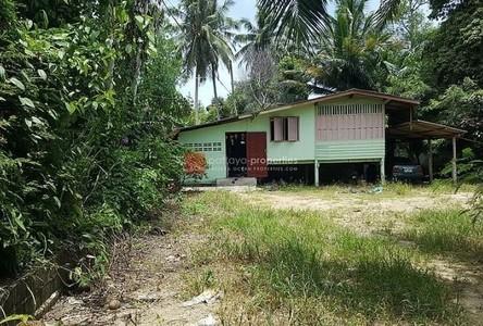 For Sale Land 3,200 sqm in Bang Lamung, Chonburi, Thailand