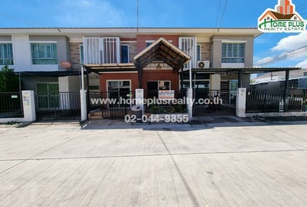 For Sale 3 Beds Townhouse in Phutthamonthon, Nakhon Pathom, Thailand