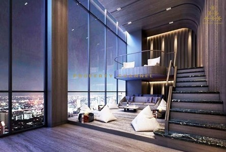 For Sale 2 Beds コンド in Pathum Wan, Bangkok, Thailand