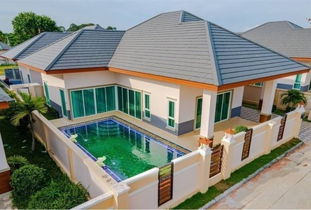 For Sale 2 Beds 一戸建て in Chonburi, East, Thailand