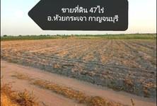 ขาย ที่ดิน 75,680 ตรม. ห้วยกระเจา กาญจนบุรี