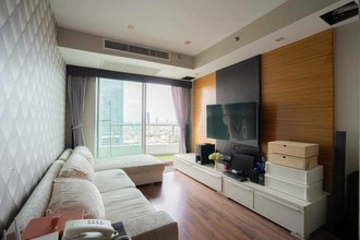 Located in the same area - Supalai River Place