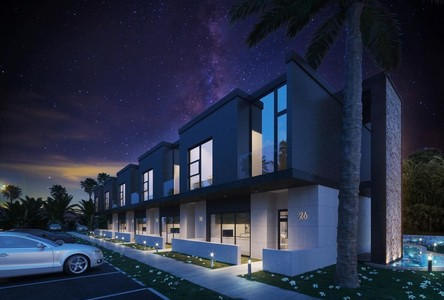 For Sale 2 Beds Townhouse in Thalang, Phuket, Thailand