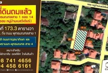 For Sale Land 692 sqm in Taling Chan, Bangkok, Thailand