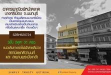 For Rent Retail Space 124 sqm in Mueang Nonthaburi, Nonthaburi, Thailand