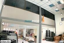 For Rent Retail Space 719 sqm in Huai Khwang, Bangkok, Thailand