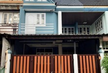 For Sale 3 Beds Townhouse in Bang Khen, Bangkok, Thailand