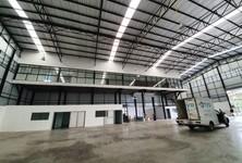 For Rent Warehouse 1,500 sqm in Bang Khen, Bangkok, Thailand