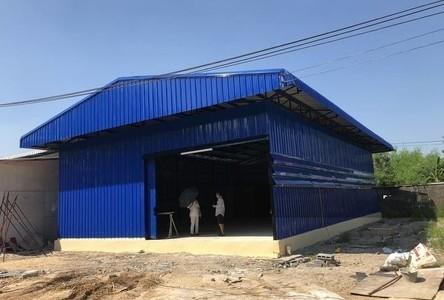 For Rent Warehouse 160 sqm in Lam Luk Ka, Pathum Thani, Thailand