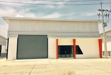 For Rent Warehouse 1,200 sqm in Phan Thong, Chonburi, Thailand