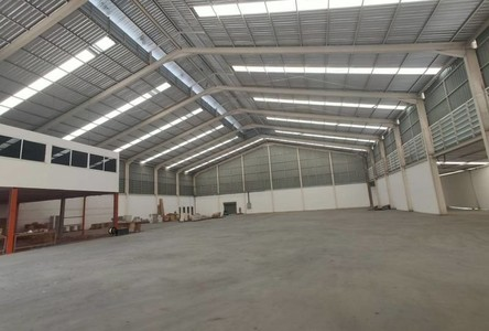 For Rent Warehouse 1,800 sqm in Nong Chok, Bangkok, Thailand