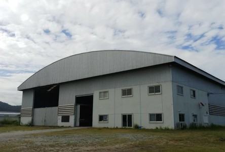 For Sale or Rent Warehouse 3,400 sqm in Mueang Chon Buri, Chonburi, Thailand