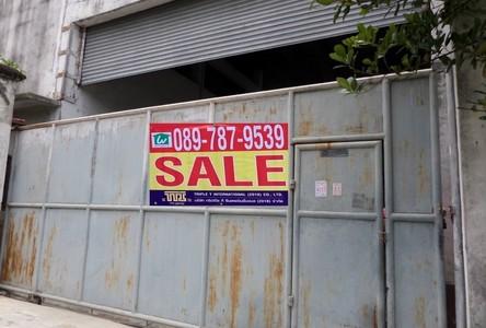 For Sale Warehouse 1,225 sqm in Bang Phli, Samut Prakan, Thailand