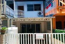 ขาย ทาวน์เฮ้าส์ 2 ห้องนอน บางละมุง ชลบุรี