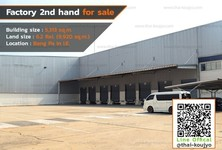 For Sale Warehouse 9,920 sqm in Phra Nakhon Si Ayutthaya, Phra Nakhon Si Ayutthaya, Thailand