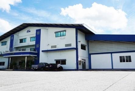 For Sale Warehouse 10,220 sqm in Phan Thong, Chonburi, Thailand