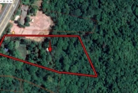 For Sale Land 11,216 sqm in Khlong Yai, Trat, Thailand
