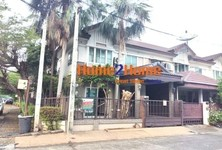 For Sale 3 Beds Townhouse in Thanyaburi, Pathum Thani, Thailand