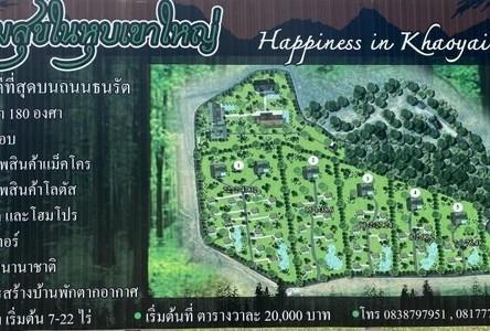For Sale Land 6,304 sqm in Pak Chong, Nakhon Ratchasima, Thailand