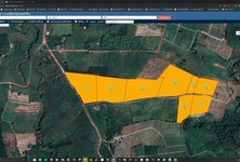 For Sale Land 422,104 sqm in Wang Chan, Rayong, Thailand