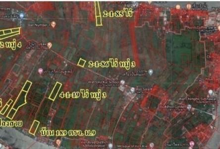 For Sale Land 756 sqm in Pak Kret, Nonthaburi, Thailand