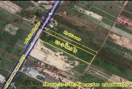 For Sale Land 38,353 sqm in Ban Khai, Rayong, Thailand