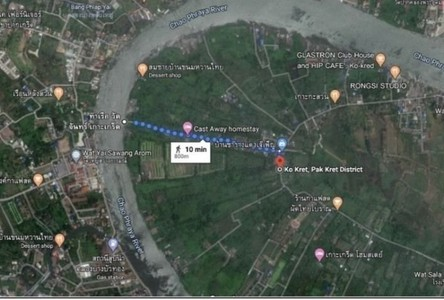 For Sale Land 15,492 sqm in Pak Kret, Nonthaburi, Thailand